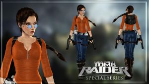 Tomb Raider: Special Series - New Journey by Shyngyskhan