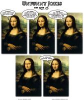 Unfunny Jokes with Mona Lisa by Melancton