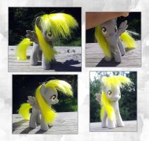 Derpy Hooves Custom 3 by kaizerin