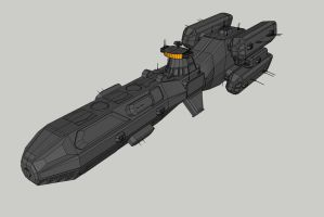 Frigate For Infinity by spyderrock48