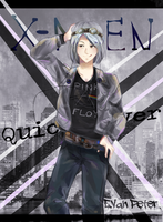 X-Men: QuickSilver by Laulaubi