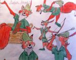 Robin Hood 2 by JRR5790