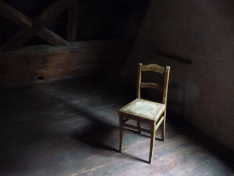 empty room by mimose-stock