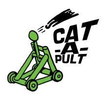 Catapult Logo by The-Mirrorball-Man