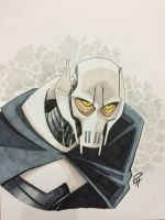General Grievous (Star Wars) by Pauljhill