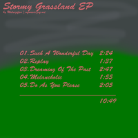 Stormy Grassland EP Cover by waluigisrevenge