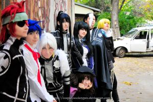 Hello- D.Gray Man by CosplaySocietyPro