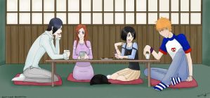 Looks like a double date by Tenshi-Inverse