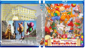 Macy's Thanksgiving Day Parade 1997 Blu-Ray Cover by MrYoshi1996