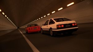 GT6 - Special Stage Route AE86 vs NA8C by WingGT5