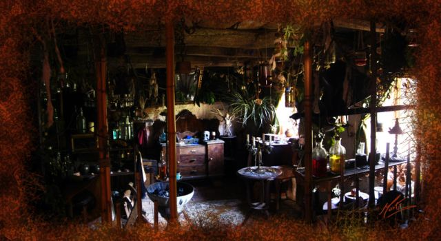 Jack Sparrow's house II by MMystery92