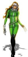 Rogue By Ravencolors by SpiderGuile