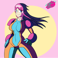 Spacey Girl by Twisted4000