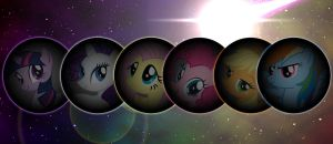 The MlP Planets by Hardii