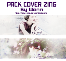 [Cover Zing] Pack Cover 1 by Miu-Etic