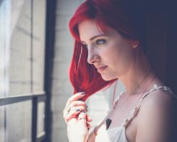Gaze by SusanCoffey