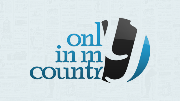 OnlyInMyCountry logo by ZeroTheDesigner