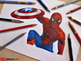 Spider-Man || Marvel Comics by HideakiArtReal