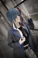 Kaito Shion - fading out of your sight. by Mizukishou