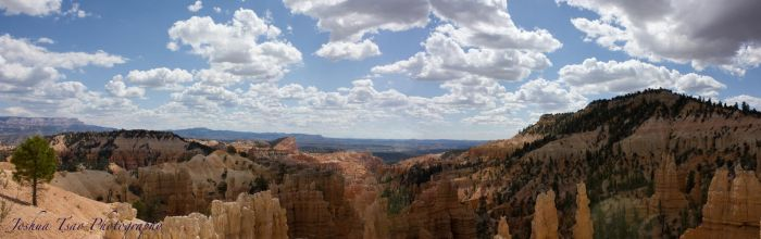 bryce canyon panoramic new by MeePCakE