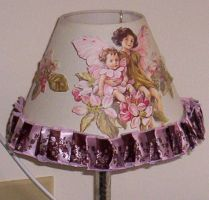 fairy lamp by pumibel