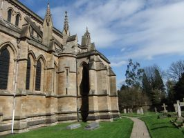 Southwell Minster 5 by fuguestock