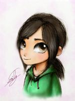 teen - Vanellope by summilly