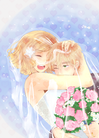 [APH: Just Married ] by Anniih