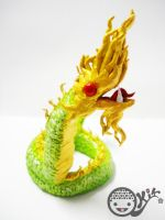 Thai Naga (2) by kkkiiikkk
