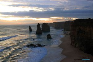 the 12 Apostles by munchinees