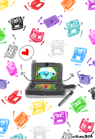 colorful DSI by WikiME