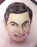 Mr. Bean by Anna9191