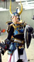 Dissidia FF: Warrior of Light by KuroSeirei