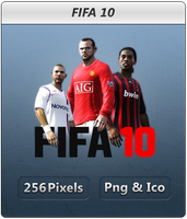 FIFA 10 - Icon by Crussong