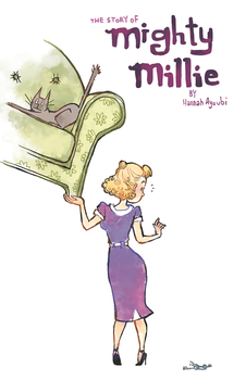 Mighty Millie by hayoubi