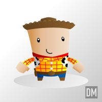 Woody by DanielMead