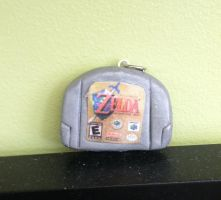 UBCON: N64 Cartridge Charm by CoccineousCephalopod