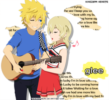 Rokunami CrossoverDreams: Glee by tenchufreak