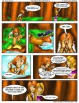 The Forest of Blood: Part 12 by pythonorbit
