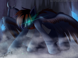 Now you face a Dracosteed. by RykuBloodwing