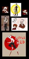 Lil' Red Compilation by quirkytagalong