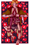 GORE WARNING: Contest Entry by gothica413
