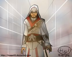 Ezio Auditore da Firenze by Toxodentrail