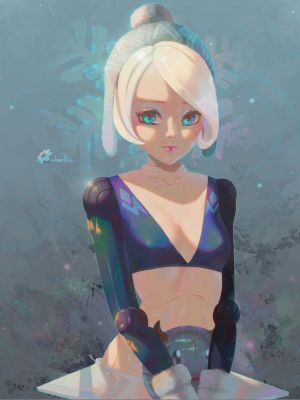 Orianna by WaterRing