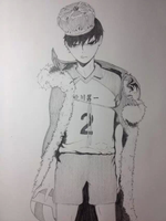 Kageyama king of the court by WB940618