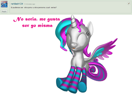 Ask me 3d,1 by Fionnin4ever