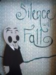 Silence Will Fall - Doctor Who Shadowbox by Hatpire