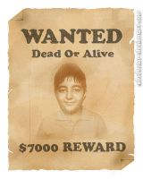 Wanted by absdostan