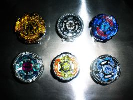 Metal Fight Beyblades January 2012 by Kyouseme-Arasaki