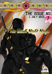 The issue No.7 JULY 2015 by TheRedCrown